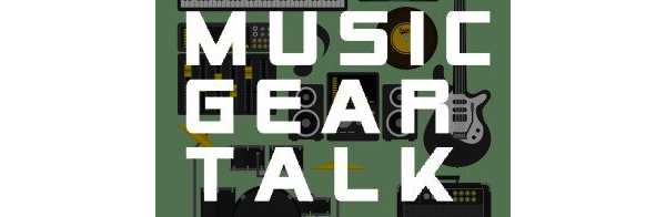 The logo of Music Gear Talk from EnterTalk Media